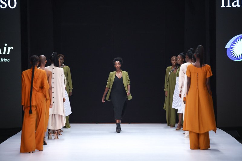 Haute Baso at Lagos Fashion Week Day 2