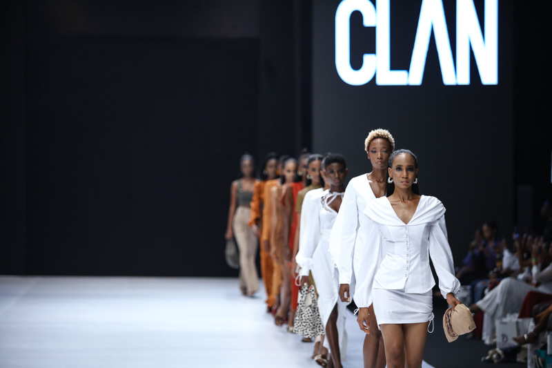 CLAN at Lagos Fashion Week Day 2