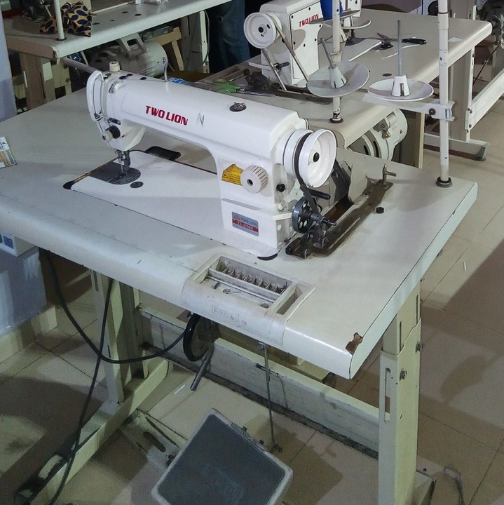 Two Lion Industrial Sewing Machine