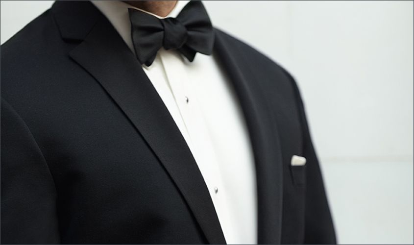 bow tie - Must-have Fashion Accessories for Men
