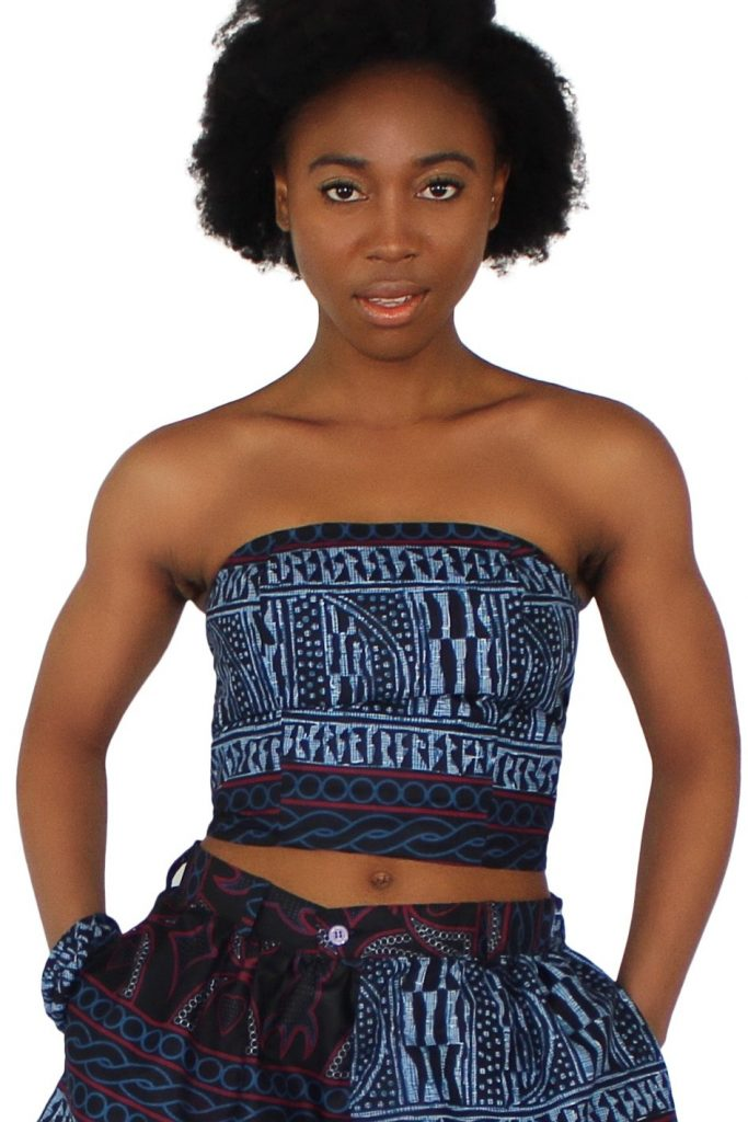 crop top - Outfits for Small-Breasted Ladies