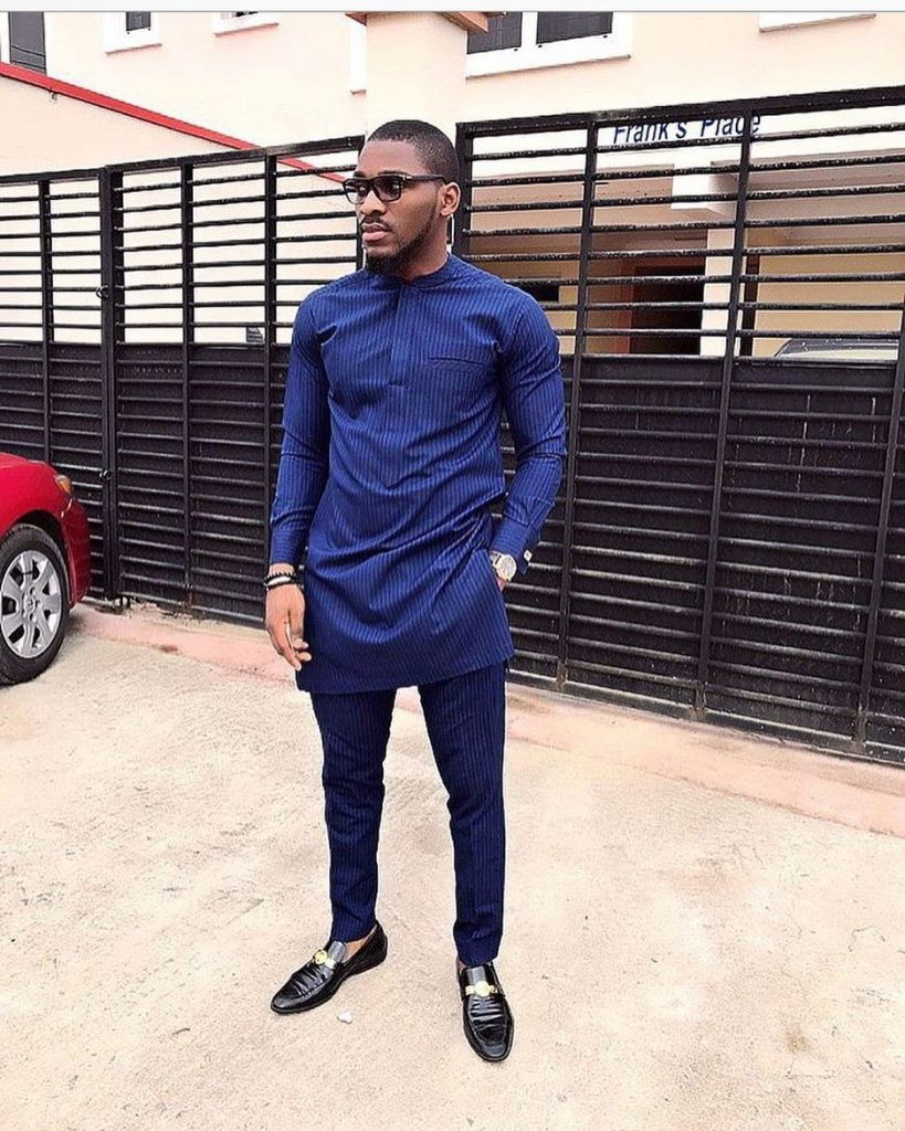 dark atiku - Native Wears for Nigerian Men