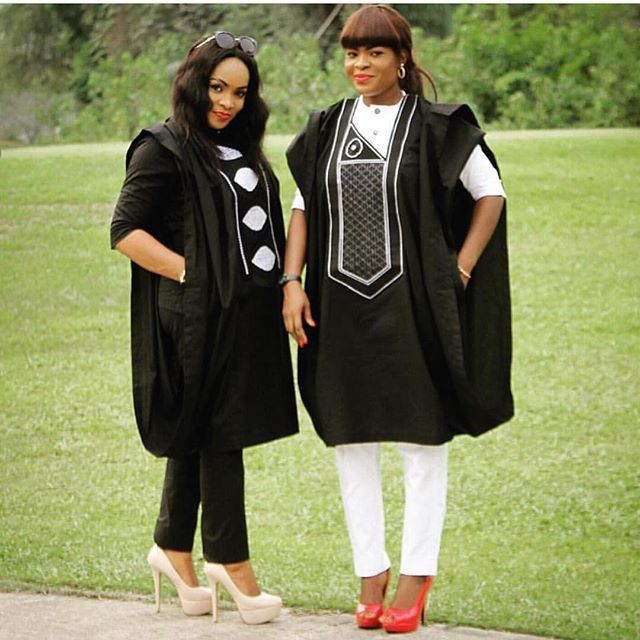 agbada styles for women - Native Wears For Nigerian Women